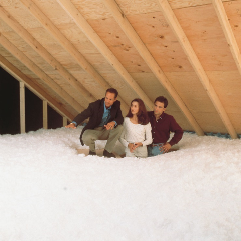 Air Care Today Attic Insulation
